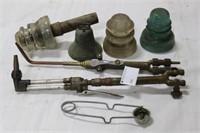 Welding Torches Insulators and Flint