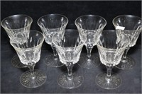 Baccarat Water Goblets