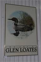 Glen Loates Poster