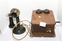 Combination Wall/table Telephone