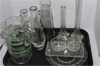 Boxes and Glassware
