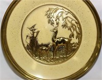 Brass Wall Plaques
