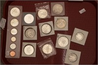 Canadian and American Coins