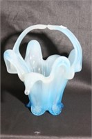 Art Glass Basket