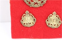 North West Mounted Police Badges