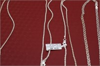 Sterling Silver Necklaces