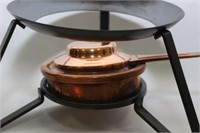 Copper and Brass Cookware