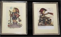 Hummel Children Prints