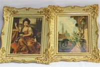 Set of Ten Framed Prints