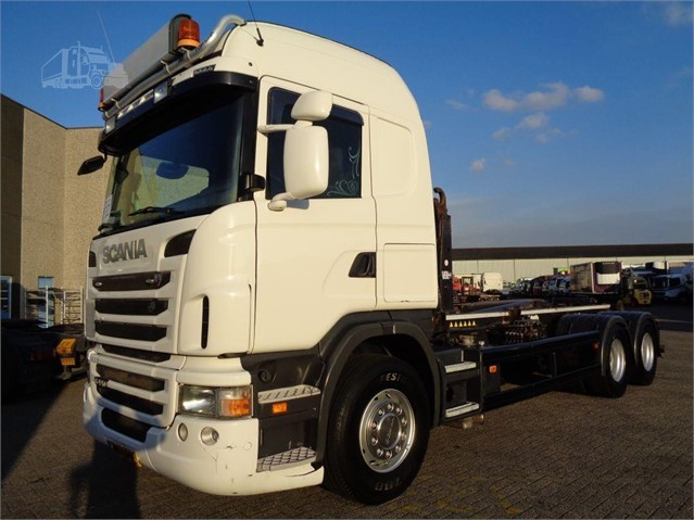 2010 SCANIA G440 For Sale In Roosendaal, North Brabant The Netherlands