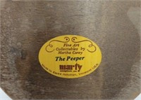 The Peeper collectables by Martha Carey