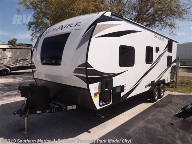 PALOMINO SOLAIRE 211BH RVs For Sale - 5 Listings