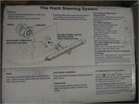 SEASTARS THE RACK STEERING SYSTEM