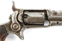 COLT MODEL 1855 SIDEHAMMER ROOT REVOLVER .28 CAL