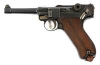 1913 DMW LUGER PISTOL