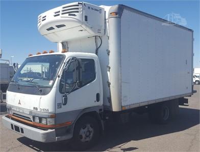 Mitsubishi Fuso FE145 Trucks For Sale In Arizona - 2