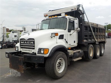Used Heavy Duty Trucks - McMahon Truck Centers of Nashville