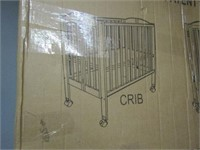 DREAM ON ME - TWO IN ONE PORTABLE CRIB