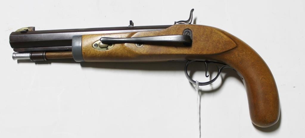 CVA  45 Cal  black powder percussion pistol, | Hessney