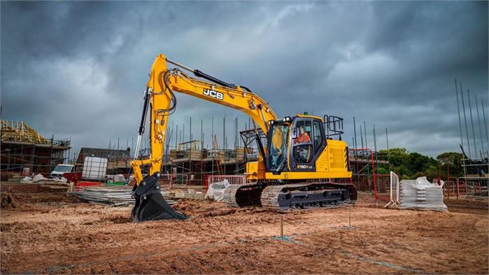 JCB To Unveil New Excavators At Plantworx 2019   Farm And