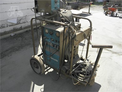 HOBART WELDER GENERATOR Auction Results - 2 Listings