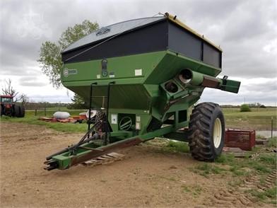 brent grain cart serial number