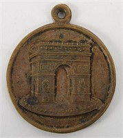 French Pendant