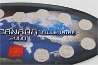 Canadian Millennium Set