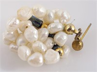 Fresh Water Pearl Earrings