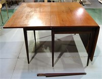 Walnut Drop Leaf Table