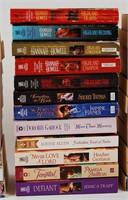 Paperback Novel Lot