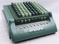 Vintage Adding Machine