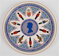 Royalty Plate Lot