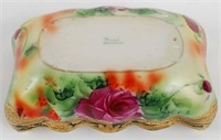 Japanese Nippon Hand Painted Dish