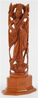 Grifon Phaistos Disc & Oriental Wood Carving