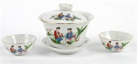 Japanese Hand Painted Porcelain