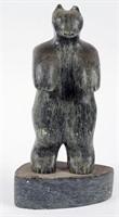 Soapstone Bear