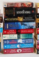 Paperback Novels Lot
