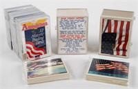 Desert Storm Tarding card Lot