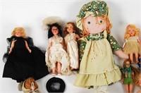 Vintage Doll Lot