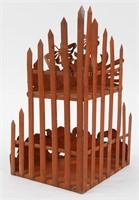 Metal Corner Shelf