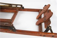 Antique Exercise Machine