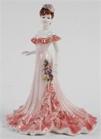 Coalport Figurine Celebration