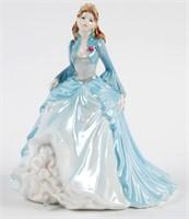 Coalport Figurine Mary