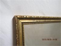 """Framed mirror 26 X 22"""""""