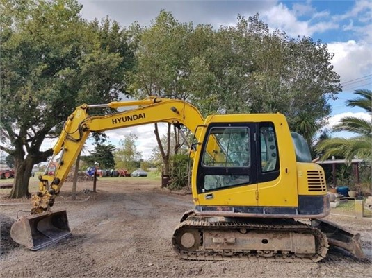 0 Hyundai other - Heavy Machinery for Sale