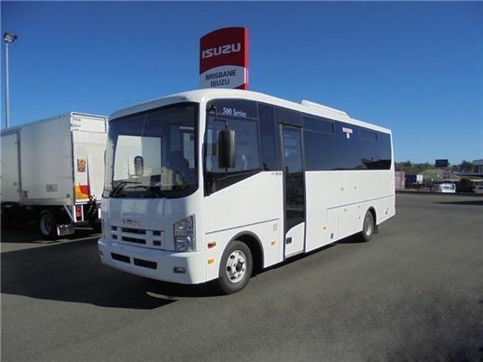 Coaster Bus School Bus - Bus Sales - TruckWorld