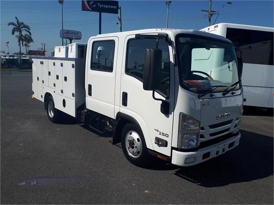 2017 Isuzu NLS45-150 Trucks for Sale