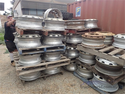 0 Unknown Steel Rims Parts & Accessories for Sale