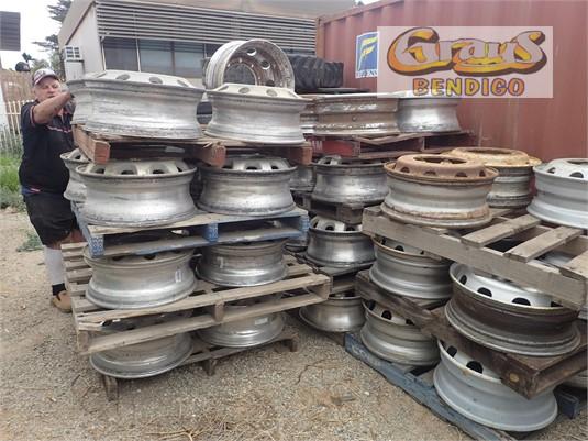 0 Unknown Steel Rims Grays Bendigo - Parts & Accessories for Sale